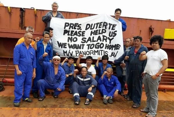Seafarers help